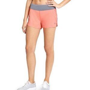 Athleta Track This Run Athletic Shorts XS Pink